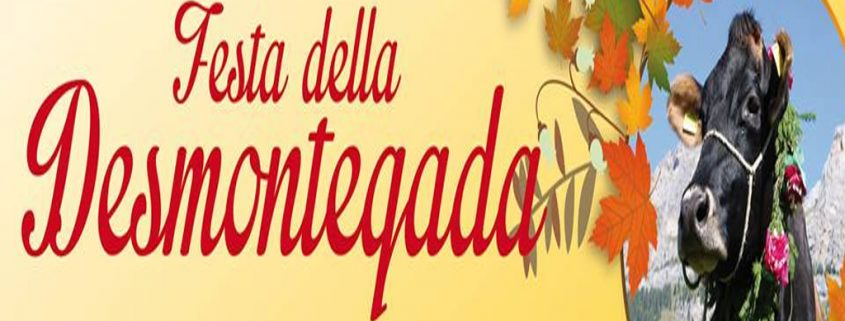 Festa della Desmontegada