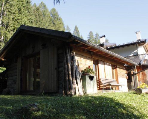 esterno casa voci del bosco